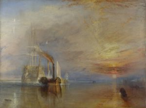 JMW Turner, The Fighting Temeraire, National Gallery, London