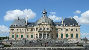 Château de Vaux-le-Vicomte in France, which appears as Drax's Chateau in Moonraker