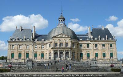 Drax's Chateau (Château de Vaux-le-Vicomte)
