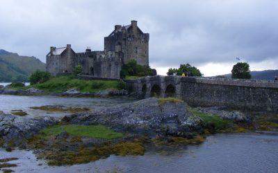 Eilean Donan Castle (MI6 Scotland HQ)