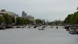 The Skinny Bridge (Magere Brug), Amsterdam