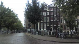 Tiffany Case's Apartment in Amsterdam