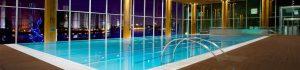 Skyfall Swimming Pool Scene Header
