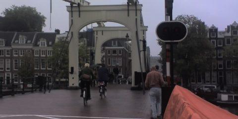 Magere Brug(The Skinny Bridge)