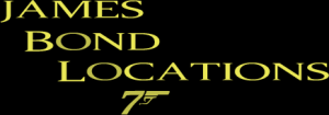 James Bond Locations Logo