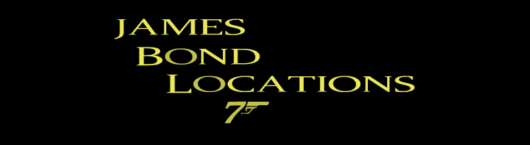 James Bond Locations App