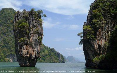 Khao Ta Pu (Mushroom-shaped Rock)